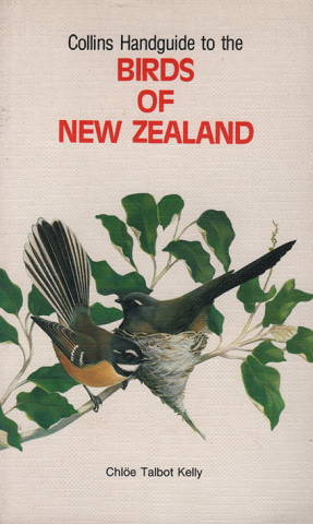 Collins Handguide to the BIRDS of NEW ZEALAND