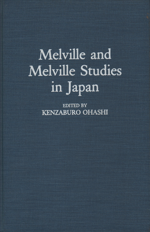 Melville and Melville studies in Japan