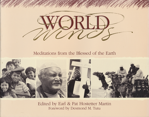 World Winds : Meditations from the Blessed of the Earth