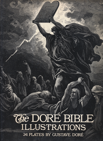 The Dor〓 Bible illustrations : 241 illustrations