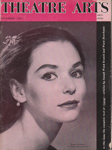 THEATRE ARTS Nov.1957