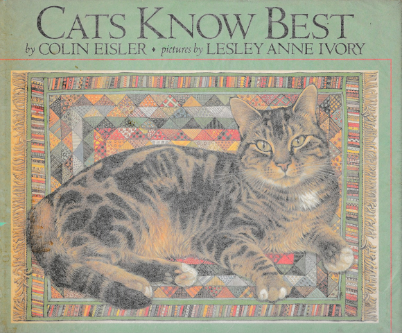 CATS KNOW BEST