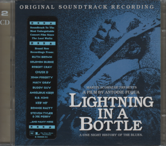 CD: LIGHTNING IN A BOTTLE