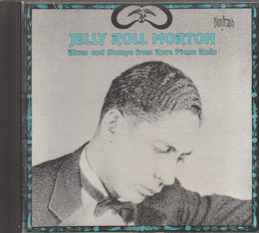 CD: Blues and Stomps from Rare Piano Rolls