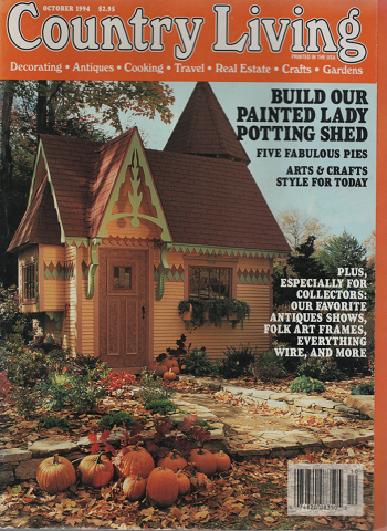Country Living (october 1994)