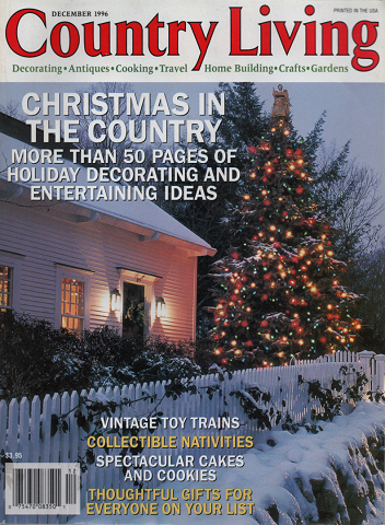 Country Living (december 1996)