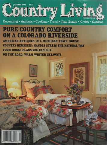 Country Living (january 1995)