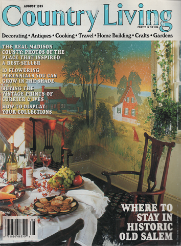 Country Living (august 1995)