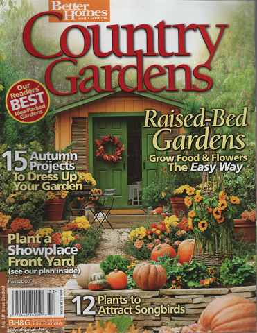 Country Gardens (fall 2007)