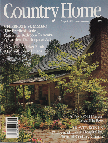 Country Home (august 1990)