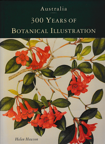 Australia 300 Years of BOTANICAL ILLUSTRATION