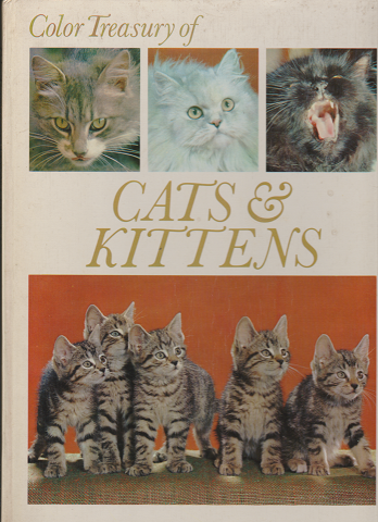 Color Treasury of CATS & KITTENS