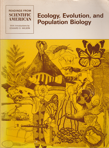 Ecology,Evolution,and population Biology